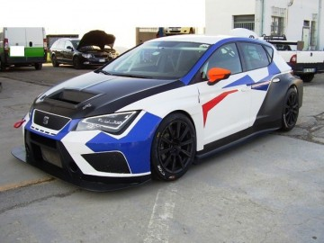 SEAT LEON MKIII CUPRA CUP RACER TCR CAMBIO DSG